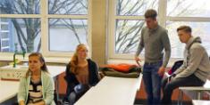 Infos zur CBG-Oberstufe an Dülmener Realschulen