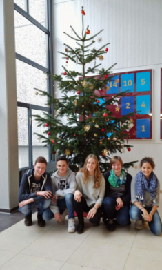 Weihnachtsbasar 2016 - das CBG lädt ein