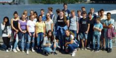 Klassenfahrt der 9-er nach Hamburg: 29.08. - 02.09.2016