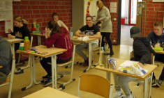 Abitur 2017 hat begonnen!