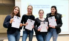 Business Class Contest 2019: CBG holt Platz 3