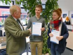Erfolge bei der Internationalen Chemie-Olympiade