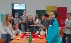 DELF-Prüfungen im Schuljahr 2018/19