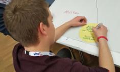 Dülmener Geschichte zum Anfassen: EF-Schüler sind dabei