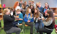 Junge Journalisten werden aktiv!