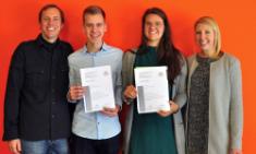 CBG-Olympioniken in offizieller Feierstunde in Münster geehrt