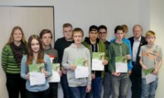 CBG-Schüler spitze bei Europas größtem Informatik-Wettbewerb