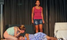 Nachdenkliches vom Theater-Nachwuchs