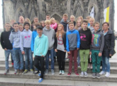 Klassenfahrt der 9a nach Köln