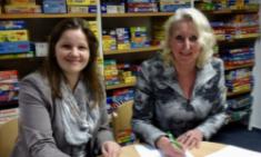 CBG kooperiert mit Stadtbücherei