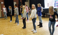 LAMPENFIEBER - Musical on stage