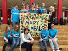 CBG-Schüler: Aktiv für Mary's Meals