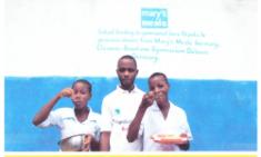 Rucksack-Aktion für Kinder in Not
