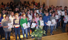 CBG-Mathematik-Olympioniken in Landesrunde!