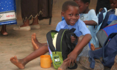 Rucksack-Aktion für Kinder in Not startet wieder!