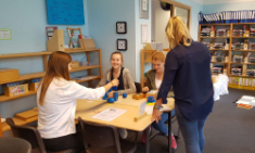 Montessori begeistert den Pädagogik-LK