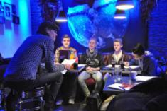 Schule trifft Wirtschaft CBG Schüler erforschten Gastronomie