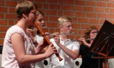 Sommerkonzert mit vielen Höhepunkten