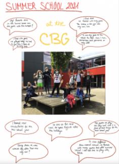 Sommerschule 2021 am CBG