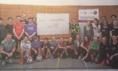 Neue Sporthelfer in Ausbildung!