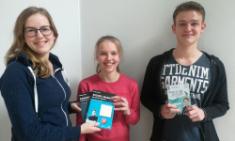 CBG-Schülerin qualifiziert für Deutsche Jugend Sudoku Meisterschaft