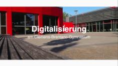 Digitalisierung am CBG
