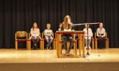 Vorlesekünstler begeistern Publikum