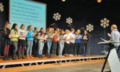 Mit Gottesdienst ins Weihnachtsfest