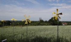Windmühlen - mehr als nur Funktion